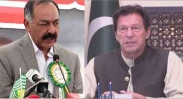 تحریک انصاف کے مرکزی رہنما کا گورنر بلوچستان کو عہدے پر برقرار رکھنے ..