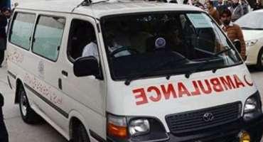 سرکاری اسپتال کی ایمبولینس اسٹارٹ نہ ہونے کے باعث دل کا مریض دم توڑ ..