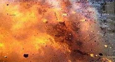 حب ،ساکران روڈ پر دھماکہ ،کوئی جانی نقصان نہیں ہوا