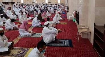 سعودیہ میں نمازیوں کی بے احتیاطی کا سلسلہ جاری، مزید8 مساجد بند کر دی ..