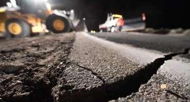2 روز بعد ملک کے کئی علاقے دوبارہ زلزلے سے لرز اٹھے