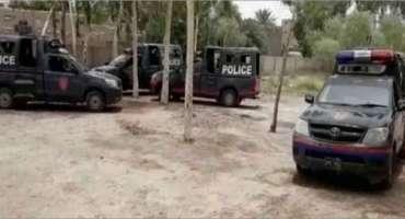 ڈی جی خان میں لادی گینگ کے خلاف انٹیلی جنس بیسڈ آپریشن کا فیصلہ