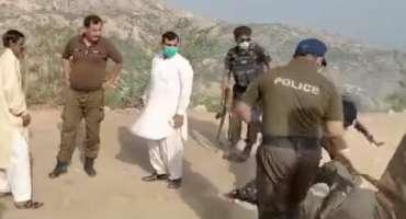 ڈیوٹی کے دوران اچانک ہارٹ اٹیک، خوشاب کے سینئر پولیس آفیسر وفات پاگئے، ..