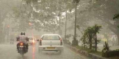 پی ڈی ایم اینے بارشوں سے نقصانات کی رپورٹ جاری کردی