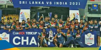 سری لنکا نے بھارتی کرکٹ ٹیم کا غرور خاک میں ملا دیا