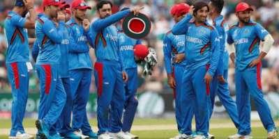 پاکستان کیخلاف پہلی باقاعدہ کرکٹ سیریز، افغانستان نے اپنے سب سے تگڑے ..