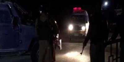 شمالی وزیرستان میں دہشتگردوں کا حملہ، سکیورٹی فورسزکا اہلکار شہید