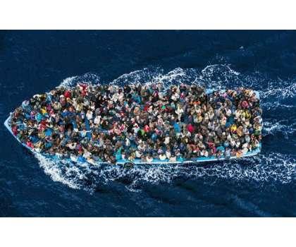 یونانی جنوبی مغربی ساحلی علاقے سے  150غیر قانونی تارکین وطن کو بچالیا ..