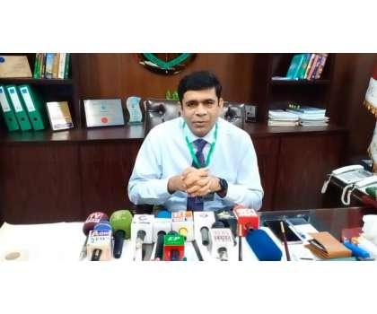 ڈینگی ایک مہلک مرض ہے جس سے بچاؤ کا واحد راستہ احتیاط کے ساتھ ساتھ ڈینگی لاروے کا خاتمہ ہے،پرنسپل پروفیسر ڈاکٹر محمد راشد قمر راؤ