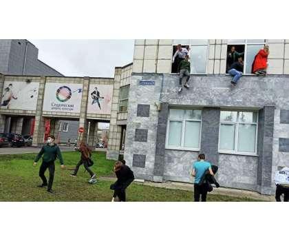 روس، یونیورسٹی میں فائرنگ، 6 افراد ہلاک، متعدد زخمی