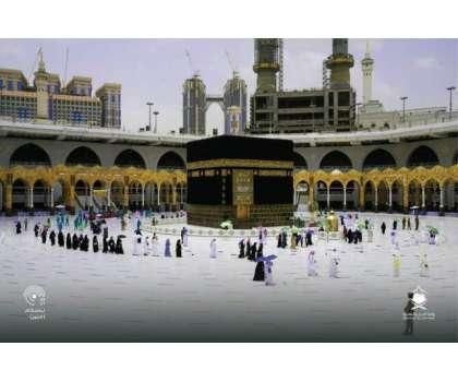 سعودی حکومت نے عمرہ زائرین کی تعداد کے حوالے سے اہم بیان دے دیا