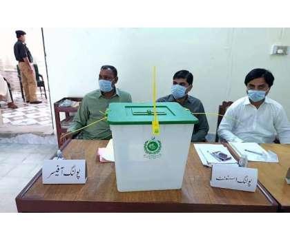 ایک ووٹر کیلئے پولنگ اسٹیشن: عملہ انتظار کرتا رہا، ووٹر نہیں ووٹ نہیں ..