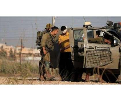 اسرائیل کی فوج نے انتہائی محفوظ جیل توڑ کر فرار ہونے والے آخری دو فلسطینی ..
