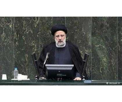 ایرانی صدر رئیسی کی امریکا پر شدید نکتہ چینی