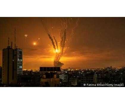 امریکا نے اسرائیل کے دفاع کے لیے مزید رقم منظور کر لی