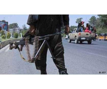 طالبان نے چار افراد کی لاشیں چوک میں لٹکا دیں