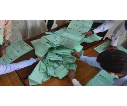 آزاد کشمیر الیکشن، پولنگ کا عمل ختم ہوگیا ، ووٹوں کی گنتی جاری