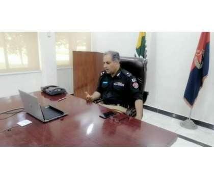 انسپکٹر جنرل  پولیس  ڈاکٹر سہیل حبیب تاجک نے آزاد کشمیر پولیس میں نئی ..