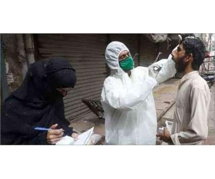 کورونا وائرس بے قابو، مزید 76 افراد جان کی بازی ہار گئے