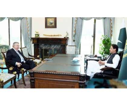 شوکت ترین نے وزیراعظم عمران خان سے سینیٹر منتخب کرانے کی امید لگا لی