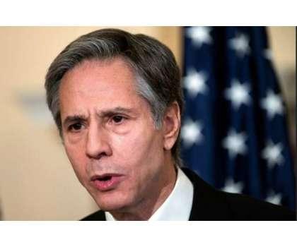 پاکستان، چین سمیت تمام ممالک طالبان پر دباؤ ڈالنے کیلئے متحد ہیں، امریکی ..