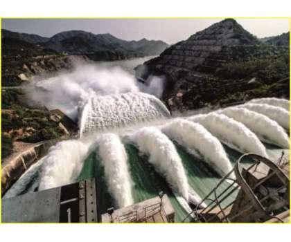 دریاؤں اور آبی ذخائر میں پانی کی صورتحال