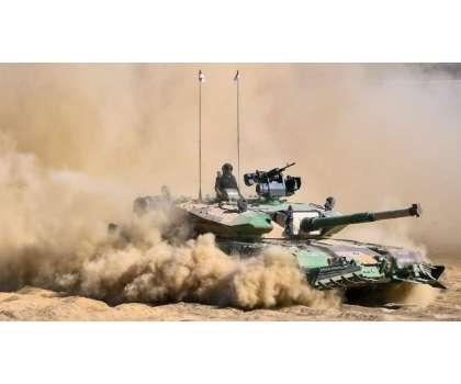 بھارتی وزارت دفاع فوج کیلئی118جنگی ٹینک'' ارجن اے کے ون اے'' خریدیگی