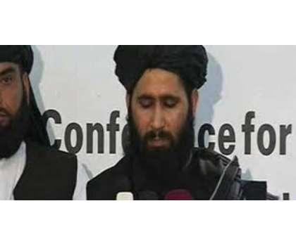 دنیا اسلامی امارت افغانستان کو تسلیم کرے، یہ افغانوں کا حق ہے، ذبیح ..