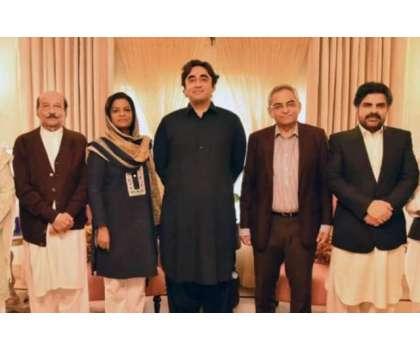 پیپلزپارٹی کا وزیراعظم عمران خان کے ساتھ کھڑے ہونے کا اعلان