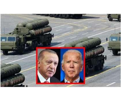 امریکی دباؤ کے باوجود روس سے مزید ایس-400 میزائل سسٹم خریدیں گے، ترک ..