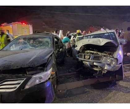 بڑھتے ہوئے حادثات روکنے کیلئے سعودی ٹریفک قوانین میں تبدیلی کا امکان