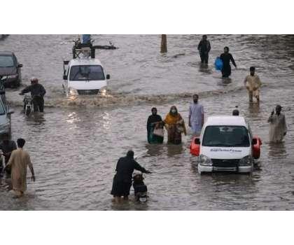 کراچی کی حالت میں بہتری کے حوالے سے پیپلز پارٹی کی سندھ حکومت کے دعوے ..