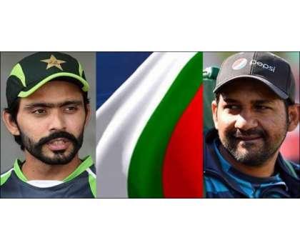ایم کیو ایم پاکستان سرفراز احمد اور فواد عالم کیلئے سڑکوں پر نکل آئی