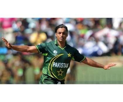 ٹی ٹونٹی ورلڈ کپ فائنل میں پاکستان بھارت کو شکست دے گا: شعیب اختر