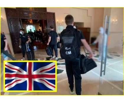 نیوزی لینڈ کرکٹ سیریز سے برطانوی ہائی کمیشن کے ملوث ہونے کا کوئی تعلق ..