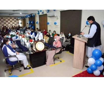 بیکن ہاوس سکول سسٹم جمرود کیمپس پشاور میں ایک پر وقار تقریب کا انعقاد ..