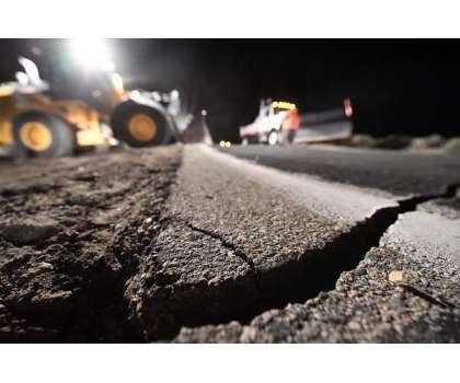 بلوچستان کے کئی علاقوں میں زلزلے کے شدید جھٹکے