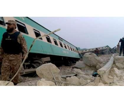 گھوٹکی ٹرین حادثے کا ایک اور زخمی دم توڑ گیا،حادثے میں جاں بحق افراد ..