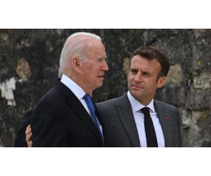 امریکی و فرانسیسی صدور کے درمیان ملاقات آئندہ ماہ یورپ میں ہوگی