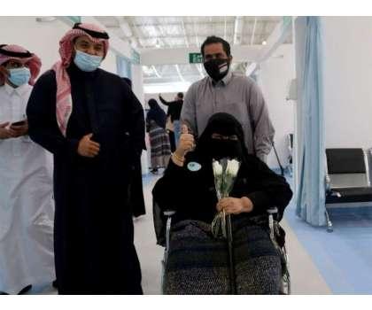 سعودی عرب میں مارچ 2020 کے بعد پہلی مرتبہ 50 سے کم یومیہ کورونا کیسز رپورٹ