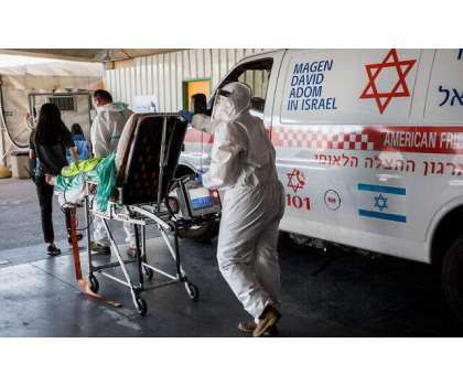 اسرائیل میں کرونا کے نئے وار، مزید 2600یہودی کرونا کا شکار