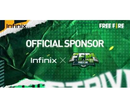 پاکستان میں ای سپورٹس کی حوصلہ افزائی کے لئے Infinix اورFree Fire کے مابین ..