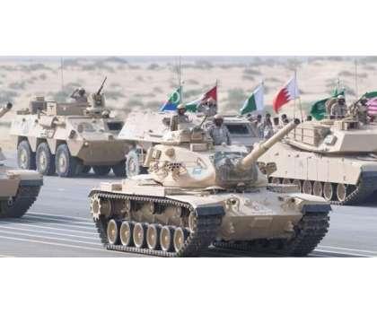 حوثی باغیوں کے 1 لاکھ 28 ہزار سے زائد حملے ناکام بنائے،عرب اتحاد