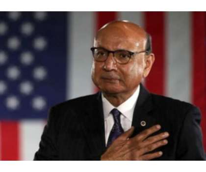 امریکی صدر نے پاکستانی قانون دان کو اہم ذمہ داری سونپ دی
