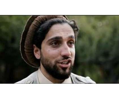 احمد مسعود نے مدد کیلئے امریکی لابنگ فرم کی خدمات لے لیں،امریکی اخبار