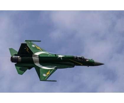 عراق نے بھی پاکستان سے جے ایف 17 تھنڈر طیارے خریدنے کا فیصلہ کر لیا