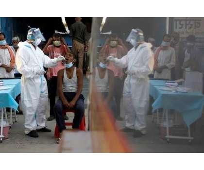 دنیا میں کورونا وائرس کیسز 23 کروڑ 22 لاکھ سے تجاوز کر گئے ،اموات 47 لاکھ ..
