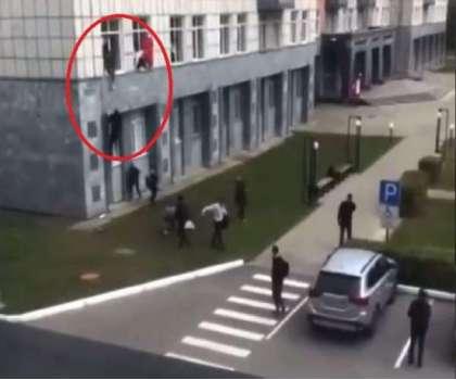 روس کی یونیورسٹی میں طالبعلم کی فائرنگ سے ہلاکتوں کی تعداد 8 ہو گئی، ..