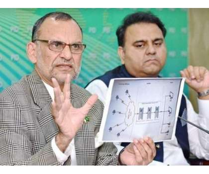 الیکشن کمیشن نوٹس، فواد چوہدری اور اعظم سواتی نے جواب جمع کروانے کیلئے ..