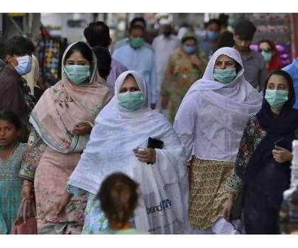 کراچی ،گزشتہ 24 گھنٹوں کے دوران کورونا وائرس کے مثبت کیسز کی شرح 23.51 ..